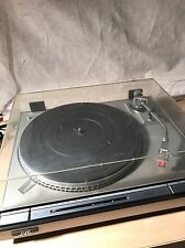 JVC L-A55 Turntable Record Player Fully Working Vintage Auto Return Direct Drive