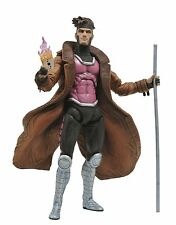 Diamond Select Toys Marvel Select: Gambit Action Figure New