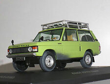 1/43 LAND RANGE ROVER CLASSIC Green