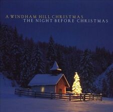 A Windham Hill Christmas: The Night Before Christmas by Various Artists (CD,...