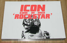 ICON No Min Woo ICONIC OH DISCO 'ROCK STAR' TRAX K-POP CD SEALED