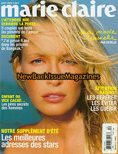 French Marie Claire 12/03,Estelle LeFebure Hallyday,December 2003,NEW