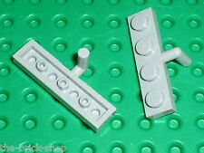 LEGO MdStone Plate 1 x 4 with Arm 30043 / set 8108 7744 7237 10197 7939 7633 ...