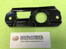 MGF / MG TF / LE500 POWDER COATED SLAM BONNET CATCH / RECEIVER