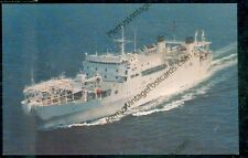 USNS Zeus (T-ARC 7) Cable Ship (MY#1041)*4 notmailed post card