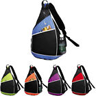 ViVo Sling Backpack Front Chest Rucksack Sports Gym School Travel Cycling Bag