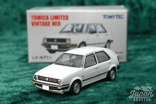 [TOMICA LIMITED VINTAGE NEO LV-N71c 1/64] VOLKSWAGEN GOLF II CLi (White)