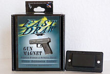 Fast Draw Gun Magnet Concealed Gun Holder & Holster Safe Weapon Storage Bed Desk
