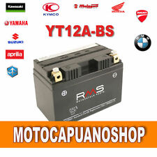 BATTERIA YT12A-BS RMS KYMCO People GTI IE 300 2010 2011
