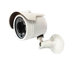 Mini 1080P AHD CCTV Camera 2.0MP HD  Outdoor Security Night Vision Bullet White
