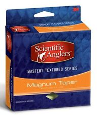 Scientific Anglers Mastery Textured Magnum Fly Line WF4 in Mist Green - CLOSEOUT