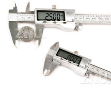 Digital Electronic Gauge Stainless Steel Vernier Caliper 150mm 6inch Micrometer