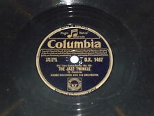 HARRY DAVIDSON & HIS ORCHESTRA - On Leave Fox Trot - Columbia 78 Record
