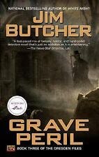 Dresden Files: Grave Peril 3 by Jim Butcher (2001, Paperback)