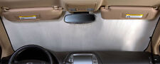 2002-2004 Jeep Grand Cherokee (Wj) Overland Custom Fit Sun Shade