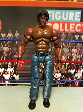 TNA Wrestling Toybiz Impact Series 2 Ron Killings R-Truth Figure WWE Marvel