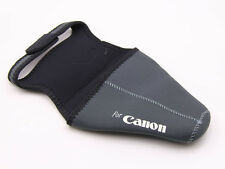 Neoprene Camera Case Pouch Cover for Canon Nikon Sony Olympus Pentax DSLR