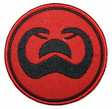 Conan Embroidered Patch Badge 9cm Wide Iron or Sew on Fast Post