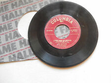 RED BUTTONS  the ho ho song/strange things are hapening COLUMBIA    45