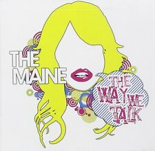 The Maine - The Way We Talk (2007)  CD  NEW/SEALED  SPEEDYPOST