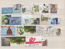 COLLEZIONE DEL MONDO - LOTTO GERMANIA 10 - 20 PZ. 2001 - VAL. CAT. 24€