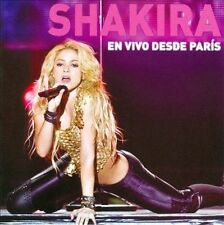 En Vivo Desde Paris 2011 by Shakira Ex-library