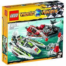 LEGO world racers 8897 décision du requin riff moteur bateaux