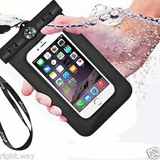 Mobile Dry Case Swimming Pool Water Park Waterproof Pouch Phone Armband Cover
