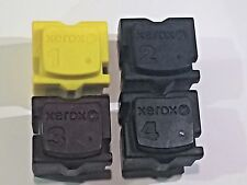 NEW OEM Genuine Xerox Phaser ColorQube 8570 8580 Solid Ink 4 Colors (AC)
