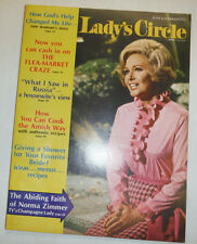 Lady's Circle Magazine Norma Zipper Champagne Lady June 1972 032015R2