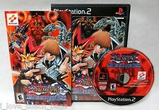 (Opened but Never Played ) The Duelists of the Roses  PlayStation 2 PS2 Yu-Gi-Oh