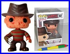 FREDDY KRUEGER Figura Collezione NIGHTMARE 15cm POP 02 Deformed FUNKO FIGURE