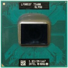 CPU Intel Dual Core DUO Mobile T5600 1,83/2M/667 SL9SG processore socket 478 479