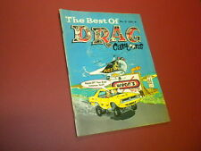 THE BEST OF DRAG CARTOONS magazine #5 1970 car toons racing dragsters