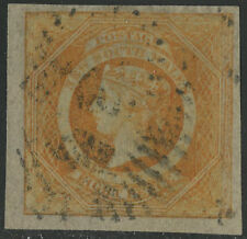 New South Wales   1854-55   Scott # 30  USED