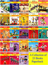 Lucky Luke Comics Brand New 23 Books Collection by  Morris B. De Groot (English)