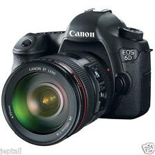"#Cod Paypal Canon EOS 6D 24-105mm 20.2mp 3"" DSLR Camera Brand New Jeptall"