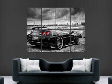 NISSAN SKYLINE CAR TRACK  GIANT WALL POSTER  PICTURE PRINT LARGE HUGE