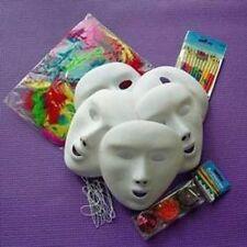 prêt à décorer Paquet De 10 Masques