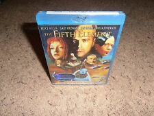 THE FIFTH ELEMENT blu-ray BRAND NEW FACTORY SEALED movie