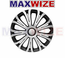 "VW TRANSPORTER T5 16"" AVERA WHEEL TRIMS S/B SET OF 4  HUB CAPS FREE P&P"
