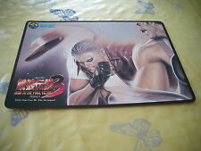 FATAL FURY 3 III NEO GEO AES CD ORIGINAL GENUINE JAPAN SHITAJIKI BOARD!