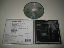 G.PH.TELEMANN/THREE CANTATAS(CPO/777 249-2)CD ALBUM