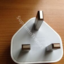 Genuine Official Apple iPad 3 4 Air Mini mains plug Adaptor iPhone iPod charger