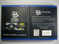 BRAND NEW POWER BAND BALANCE BRACELET BLACK WHITE (SIZES=XS,SM,M,L)