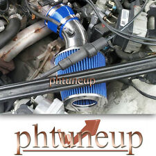 BLUE 1997-2003 PONTIAC GRAND PRIX 3.8 3.8L GT GTP SE AIR INTAKE KIT + FILTER