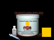 GOLDEN YELLOW GELCOAT 250g kit -  FOR FIBREGLASS moulds / etc..Llyods Approved