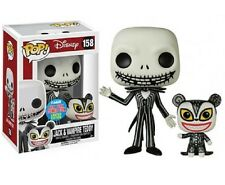 The Nightmare Before Christmas - Jack & Vampire Teddy Figur - Limited Funko Pop!
