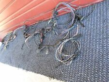 1998 BMW Z3 CONVERTIBLE REAR WIRE HARNESS TO TAIL LIGHTS OEM
