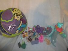 Zoobles Sega Spin Master Littlest Pet Shop Play Set Polly Pocket Accessories 12""